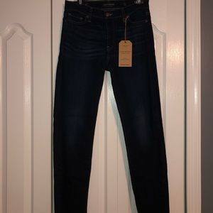 NWT lucky brand Hayden skinny jeans